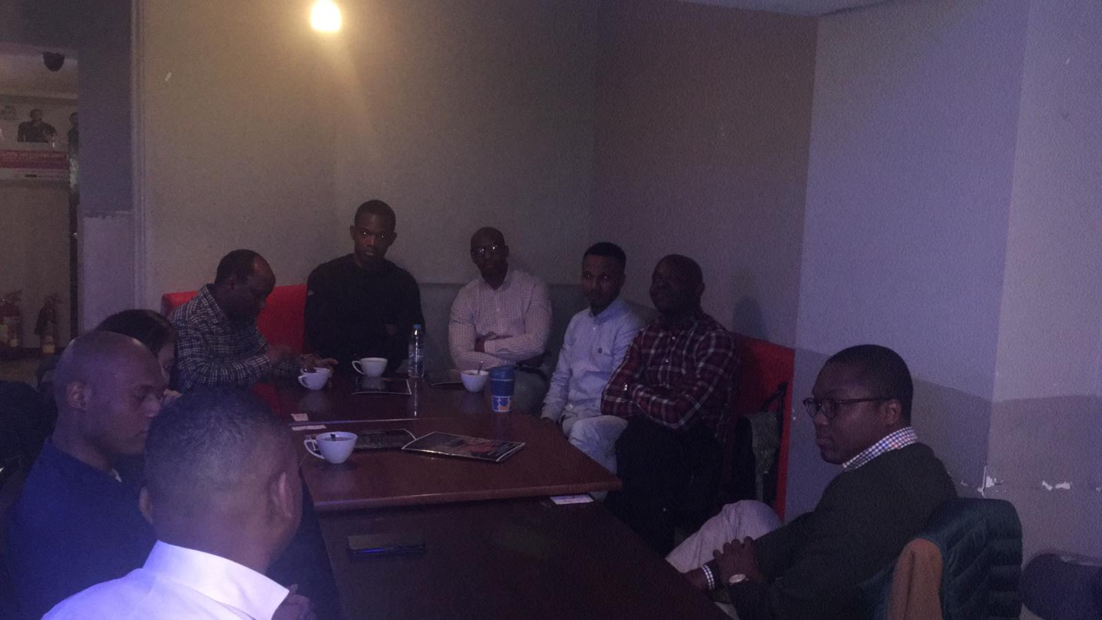 Guinean Professionals Network UK